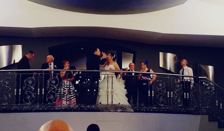 La boda de Luis Miguel  y Vanesa en Elda, Alicante