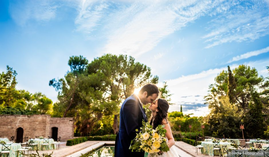 La boda de Fran y Sara en Batres, Madrid