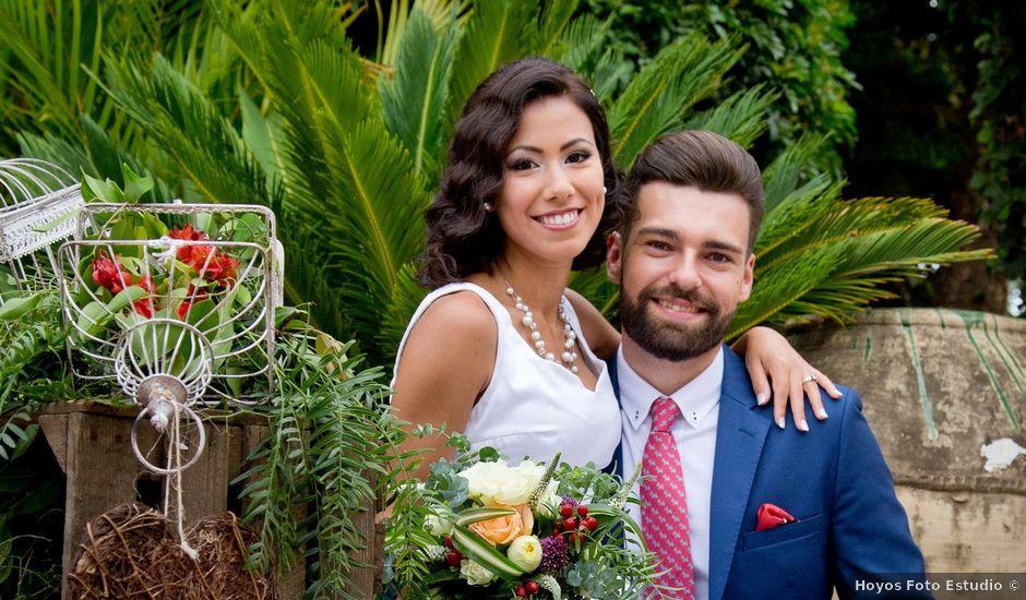 La boda de Jorge y Marlene en Santa Cruz De Tenerife, Santa Cruz de Tenerife