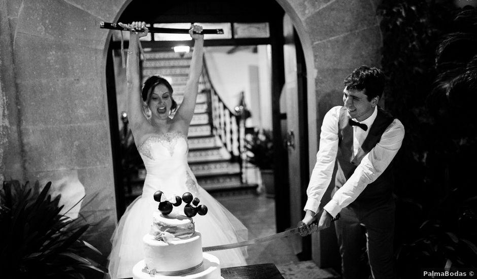La boda de Pau y Marta en Inca, Islas Baleares
