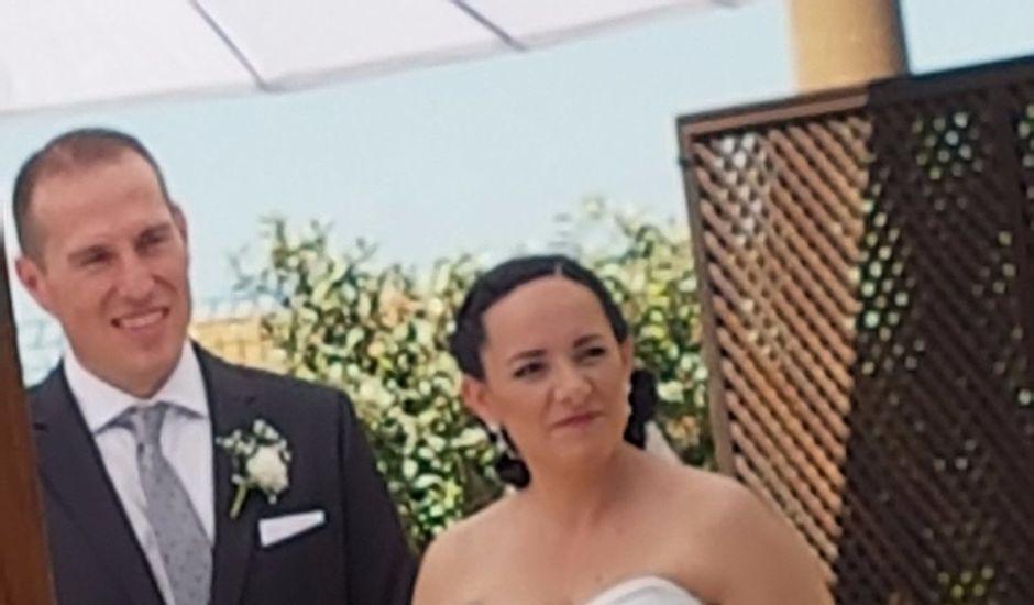 La boda de Patricia y Fran en Granada, Granada
