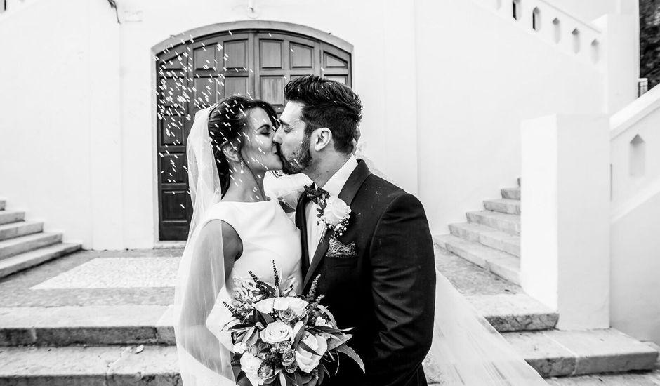 La boda de Javier y Daiana en Málaga, Málaga