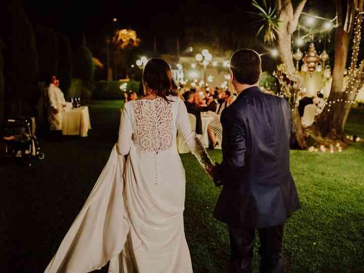 La boda de Irina y David