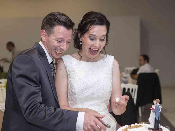 La boda de Fatima y Antonio