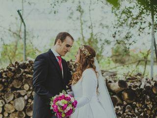 La boda de Eva y Felipe