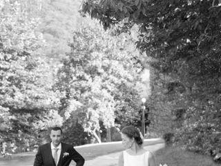 La boda de Paula y Xavi