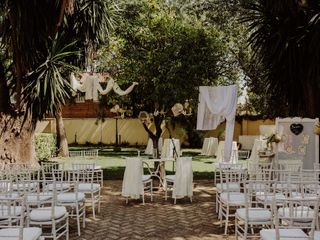 La boda de Irina y David 2