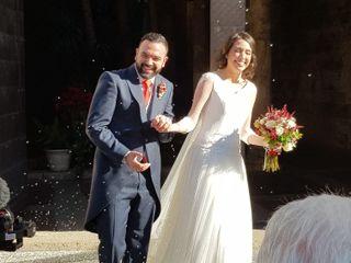 La boda de Alex y Ana