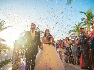 La boda de Gema y Alejandro
