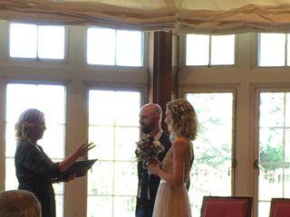 La boda de Victor y Ohiane