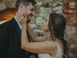 La boda de Eila y Javi