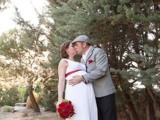 La boda de Madly y Mariano
