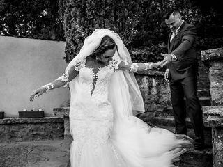La boda de Aisha y Jonathan