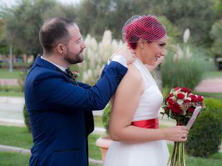 La boda de Sandra y Eduardo