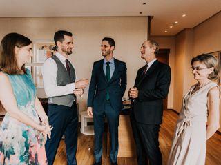 La boda de Estefanía y Javier 1