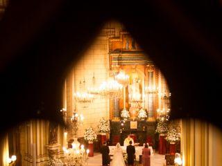 La boda de Irene  y Juan Pablo 2