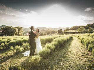 La boda de Soraya y Axel