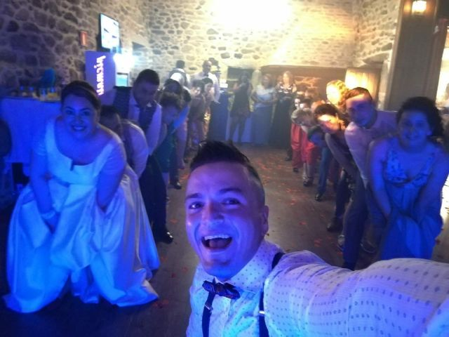 La boda de Lito y Mela en Boqueixon (Ponteulla), A Coruña 3