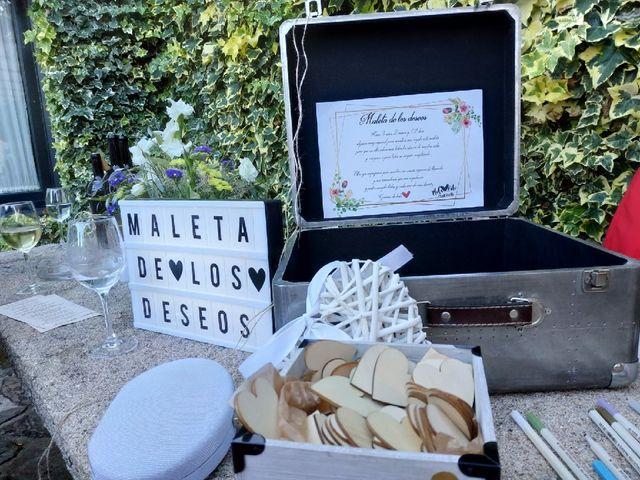 La boda de Lito y Mela en Boqueixon (Ponteulla), A Coruña 4