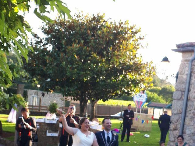 La boda de Lito y Mela en Boqueixon (Ponteulla), A Coruña 1