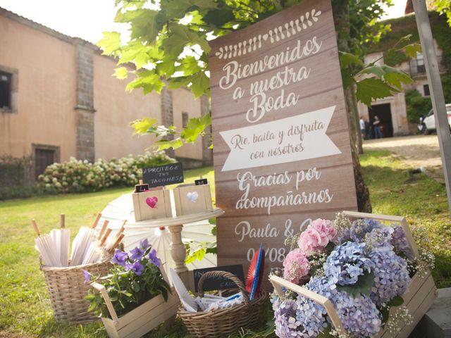 La boda de Xavi y Paula en Martimporra, Asturias 24