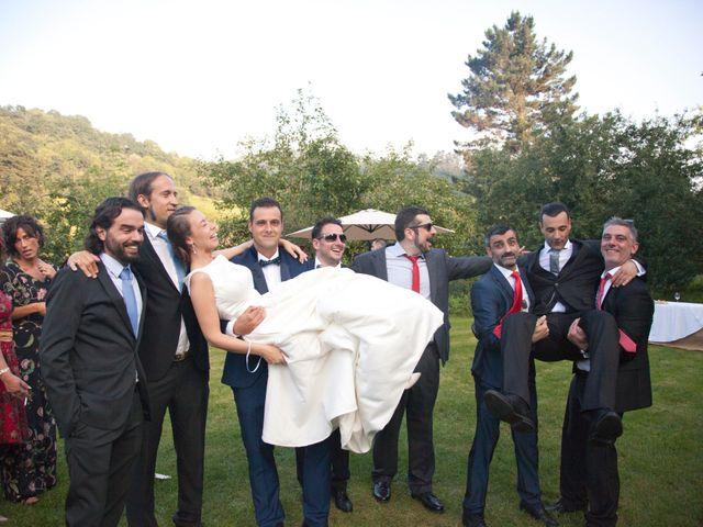 La boda de Xavi y Paula en Martimporra, Asturias 41