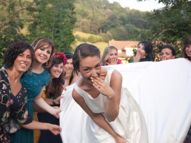 La boda de Xavi y Paula en Martimporra, Asturias 42