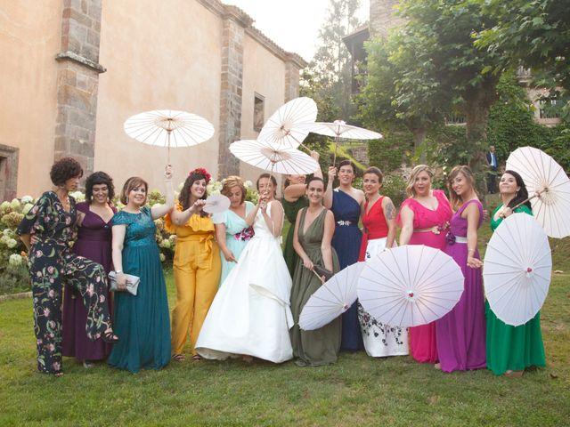 La boda de Xavi y Paula en Martimporra, Asturias 43