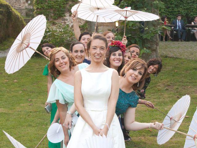 La boda de Xavi y Paula en Martimporra, Asturias 44