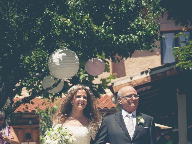 La boda de Dani y María Jesús en San Miguel De Valero, Salamanca 12