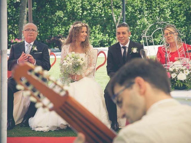 La boda de Dani y María Jesús en San Miguel De Valero, Salamanca 14