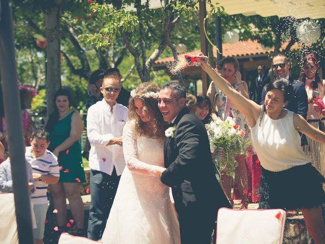 La boda de Dani y María Jesús en San Miguel De Valero, Salamanca 19