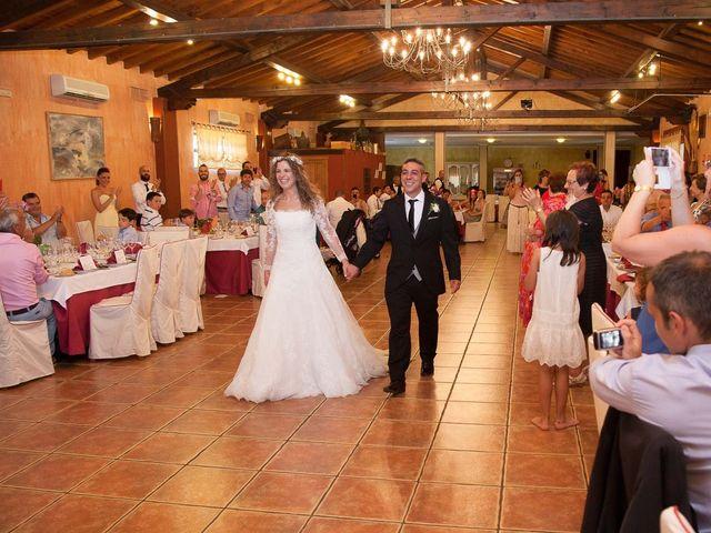 La boda de Dani y María Jesús en San Miguel De Valero, Salamanca 28