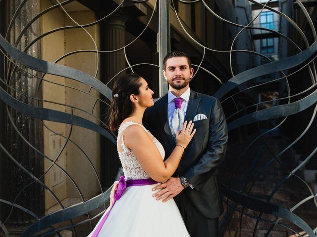 La boda de Alejandro y Gema en Alhaurin El Grande, Málaga 3