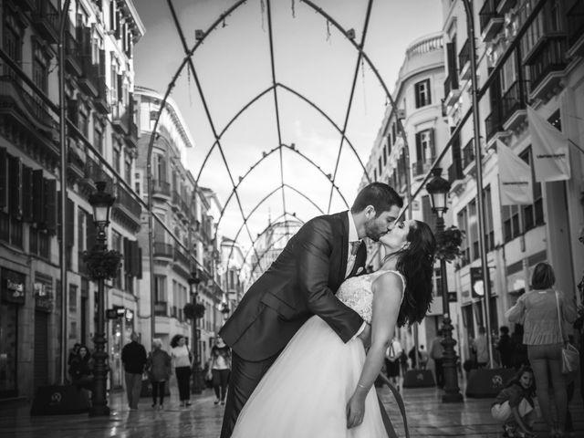 La boda de Alejandro y Gema en Alhaurin El Grande, Málaga 6