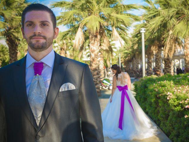 La boda de Alejandro y Gema en Alhaurin El Grande, Málaga 9