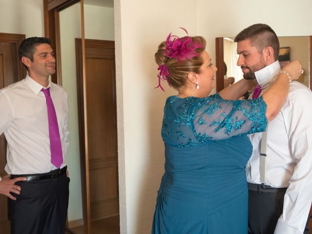 La boda de Alejandro y Gema en Alhaurin El Grande, Málaga 21