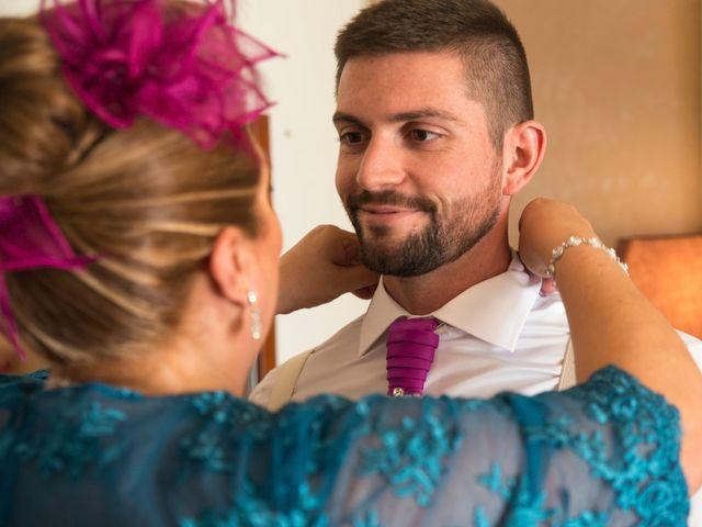 La boda de Alejandro y Gema en Alhaurin El Grande, Málaga 22