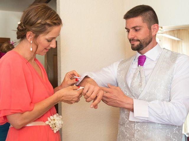 La boda de Alejandro y Gema en Alhaurin El Grande, Málaga 28