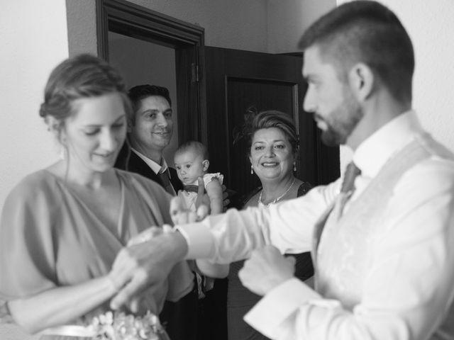 La boda de Alejandro y Gema en Alhaurin El Grande, Málaga 29