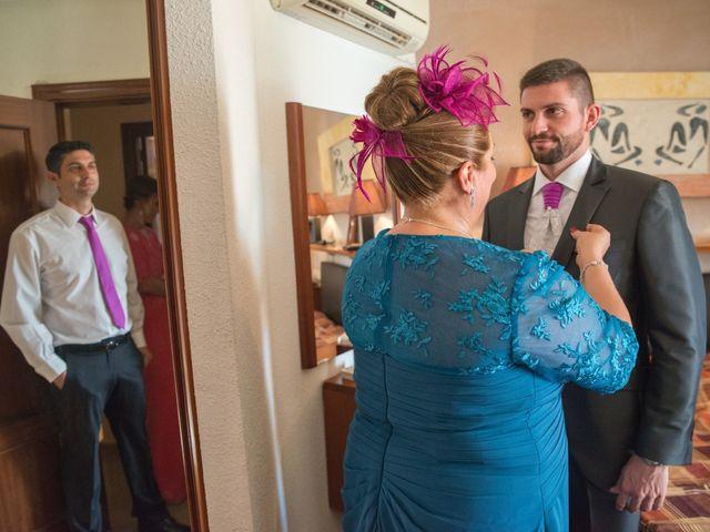 La boda de Alejandro y Gema en Alhaurin El Grande, Málaga 34
