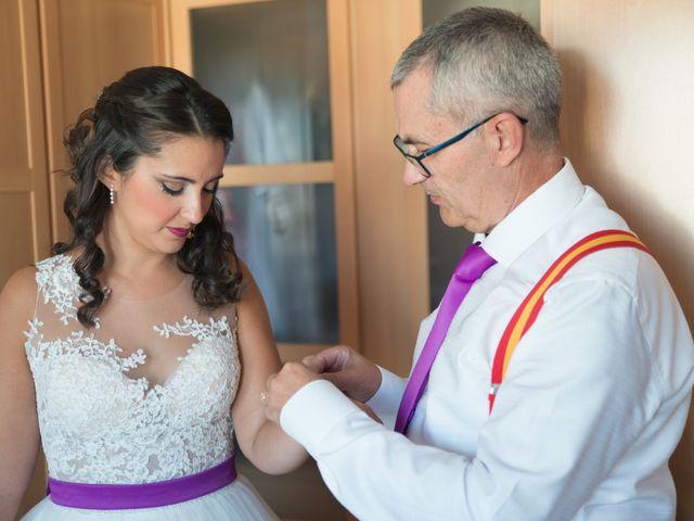 La boda de Alejandro y Gema en Alhaurin El Grande, Málaga 51