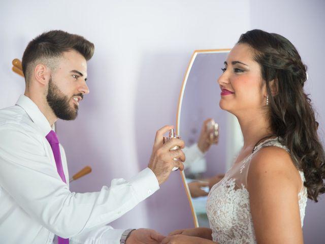 La boda de Alejandro y Gema en Alhaurin El Grande, Málaga 53