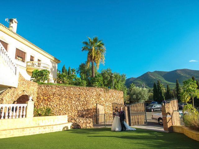 La boda de Alejandro y Gema en Alhaurin El Grande, Málaga 64