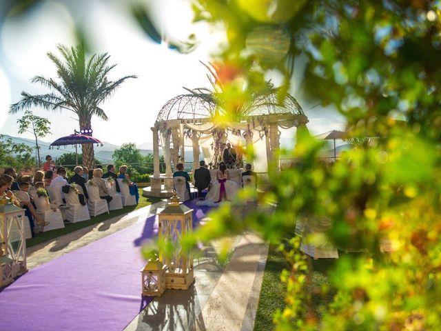 La boda de Alejandro y Gema en Alhaurin El Grande, Málaga 67