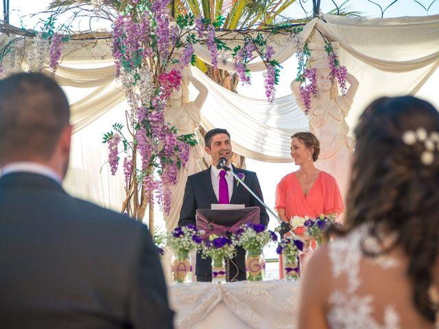 La boda de Alejandro y Gema en Alhaurin El Grande, Málaga 68