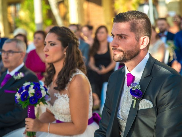 La boda de Alejandro y Gema en Alhaurin El Grande, Málaga 69