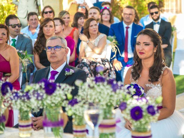 La boda de Alejandro y Gema en Alhaurin El Grande, Málaga 71