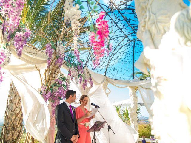 La boda de Alejandro y Gema en Alhaurin El Grande, Málaga 74