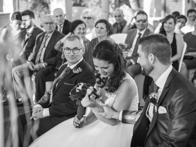 La boda de Alejandro y Gema en Alhaurin El Grande, Málaga 75